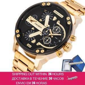 Men's Watches Military Quartz Watch