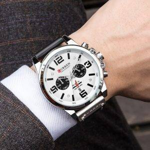Men's Watches Big Dial Wrist Watch