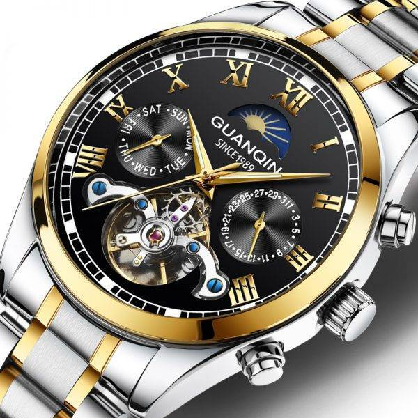 Automatic Mechanical Watches Hands Clock