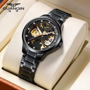 Mechanical Watch Men's Hollow Watch