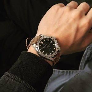 Luxury Men's Watches Calendar Watch