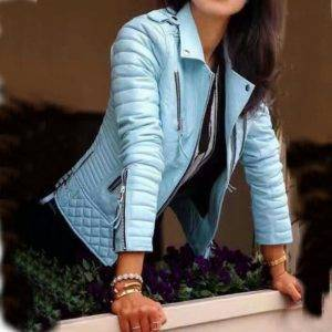 Women Spring Leather Jackets