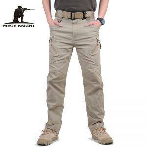 Tactical Cargo Pants Cotton