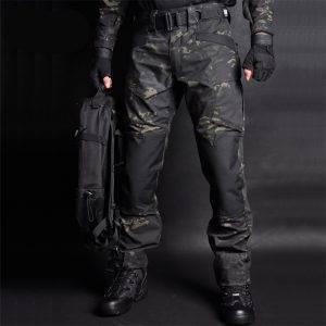 Men Jogger Tactical Pants